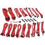 BitFenix Alchemy 2.0 PSU Cable Kit CSR-Series - Red