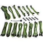BitFenix Alchemy 2.0 PSU Cable Kit EVG-Series - Black And Green