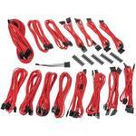 BitFenix Alchemy 2.0 PSU Cable Kit EVG-Series - Red