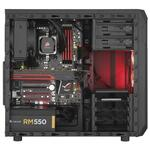 Corsair Carbide Series SPEC-01 Red LED Mid Tower Case