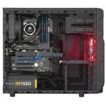 Corsair Carbide Series SPEC-03 Red LED Mid Tower Case