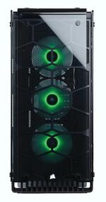 Corsair Crystal 570X Tempered Glass RGB PC Gaming Case