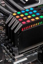 Corsair Dominator Platinum RGB 64GB 4x16GB 3000MHz Quad Channel Memory Kit