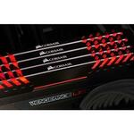 Corsair Vengeance LED Red 16GB 2x8GB DDR4 PC4-24000 3000MHz Dual Channel Kit