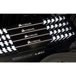 Corsair Vengeance White LED 32GB 4x8GB DDR4 PC4-21300 2666MHz Dual Channel Kit