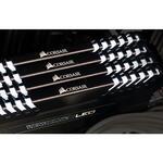 Corsair Vengeance LED White 32GB 4x8GB DDR4 PC4-24000 3000MHz Dual Channel Kit