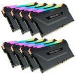 Corsair Vengeance RGB Pro 64GB 8x8GB DDR4 3000MHz Quad Channel Kit