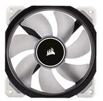 Corsair ML120 PRO LED White 120mm Premium Magnetic Levitation Fan