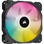 Corsair iCUE SP120 RGB ELITE Performance 120mm PWM Fan - Triple Pack with Lighting Node CORE