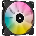Corsair iCUE SP140 RGB ELITE Performance 140mm PWM Fan - Dual Pack with Lighting Node CORE
