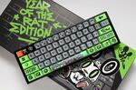 Ducky 2020 Year of the Rat Limited Zodiac Keyboard Cherry Black UK Layout