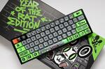 Ducky 2020 Year of the Rat Limited Zodiac Keyboard Cherry Blue UK Layout