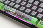 Ducky 2020 Year of the Rat Limited Zodiac Keyboard Cherry Silver UK Layout
