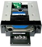 MB971SP-B DuoSwap 2.5And#34;/3.5And#34; SATA Hot Swap Drive Caddy
