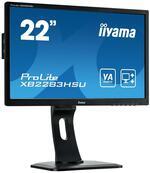 Iiyama XB2283HSU-B1DP 21.5And#34; Black LED AMVA LCD