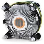 Intel Socket 1150/1155/1156 Copper Base/Aluminum Heat Sink And 3.5inch Fan w/4-Pin Connector for Intel up to 95W