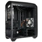 Kolink Aviator M Micro-ATX Gaming Case - Black