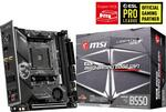 MSI MPG B550I GAMING EDGE WIFI Motherboard