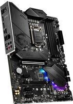 MSI MPG Z490 GAMING PLUS LGA1200 Z490 Chipset ATX Motherboard