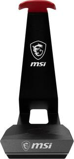 MSI IMMERSE HS01 COMBO Gaming Headset Stand with Wireless Charger