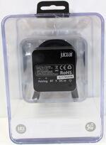 Juice Air Bluetooth Portable Speaker iPhone Android Transparent Black X5