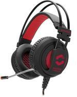 SPEEDLINK Maxter 7.1 Surround USB Gaming Headset, Black/Red