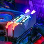 Patriot Viper RGB Series Black 16GB 2 x 8GB DDR4 3600MHz Dual Channel Memory RAM Kit