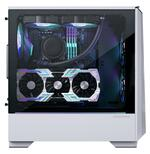 Phanteks Eclipse P360 Air White Tempered Glass D-RGB Gaming Case - Mid Tower