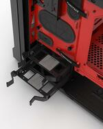 Phanteks Enthoo Evolv ITX Red Mini ITX Case