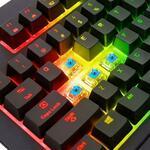Thermaltake PREMIUM X1 RGB Silver Switch Mechanical Gaming Keyboard