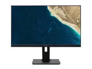 "*B-stock item - 90 days warranty*Acer B277U 27"" WQHD LED LCD Monitor - 16:9 - Black"
