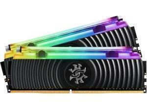 ADATA Spectrix XPG D80 Black Liquid Cooled 16GB (2x8GB) DDR4 PC4-24000 3000MHz Memory Module