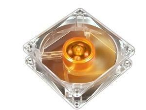Akasa Amber Case Fan 92mm, Ultra Quiet and Long Life
