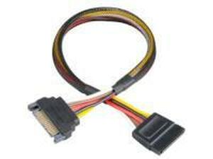 Akasa 30cm SATA power cable extension