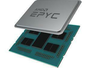 AMD EPYC ROME 7402, 24 Core 48 Threads, 2.8GHz, 128MB Cache, 180Watts.