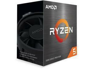 AMD Ryzen 5 5600X Six-Core Processor/CPU, with Sealth Cooler.