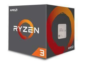 AMD Ryzen 3 1300X Quad-Core Processor with Wraith Stealth 65W cooler