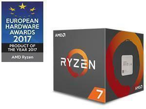 AMD Ryzen 7 1800X 8 Core Socket AM4 Processor - Retail