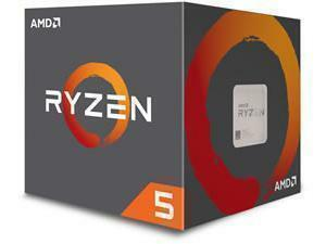 AMD Ryzen 5 2600 Six-Core Processor/CPU with Wraith Stealth Cooler