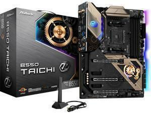 ASRock B550 Taichi AMD AM4 B550 Chipset ATX Motherboard