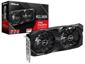 ASRock AMD Radeon RX 6600 XT Challenger D OC 8GB GDDR6 Graphics Card