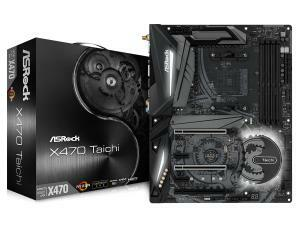 Asrock X470 Taichi AMD AM4 X470 ATX Motherboard