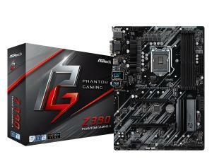 Asrock Z390 Phantom Gaming 4 Z390 LGA 1151 ATX Motherboard