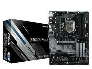 Asrock Z390 Pro 4 Z390 LGA 1151 ATX Motherboard
