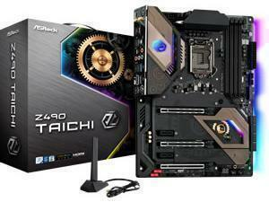 ASock Z490 Taichi LGA 1200 Z490 Chipest Motherboard