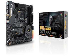 ASUS TUF GAMING X570-PLUS WI-FI AMD X570 Chipset Socket AM4 ATX Motherboard