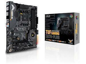 ASUS TUF GAMING X570-PLUS AMD X570 Chipset Socket AM4 ATX Motherboard