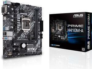 ASUS PRIME H410M-A Intel H410 Chipset Socket 1200 Micro-ATX Motherboard