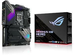 ASUS MAXIMUS XIII HERO Intel Z590 Chipset (Socket 1200) Motherboard
