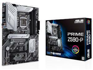 ASUS PRIME Z590-P Intel Z590 Chipset (Socket 1200) Motherboard
